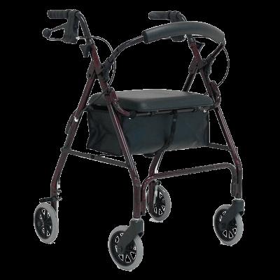 Rollator 4 Wheel Walker